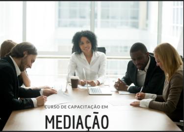 Capacitação em Mediação Extrajudicial – ao vivo em sala virtual